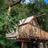 컴포트 텐트, 전용 욕실, 호수 전망 - 객실