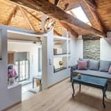 Superior Suite, Sea View (Odysseus) - Living Area