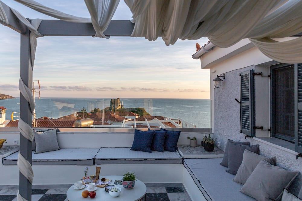 Superior Suite, Sea View (Odysseus) - Terrace/Patio