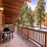 Ferienhaus, Mehrere Betten (Beautiful Mountain Estate with Fantas) - Balkon