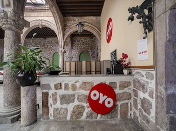 Nuotrauka: OYO Hotel Morelia, Morelija