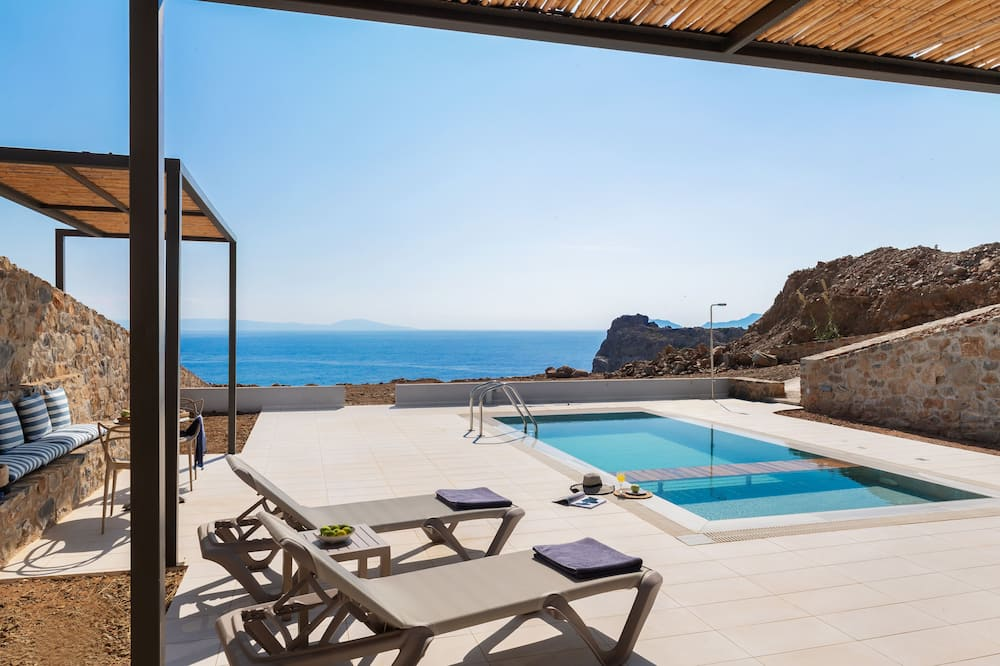 Superior Villa, Sea View - Terrace/Patio