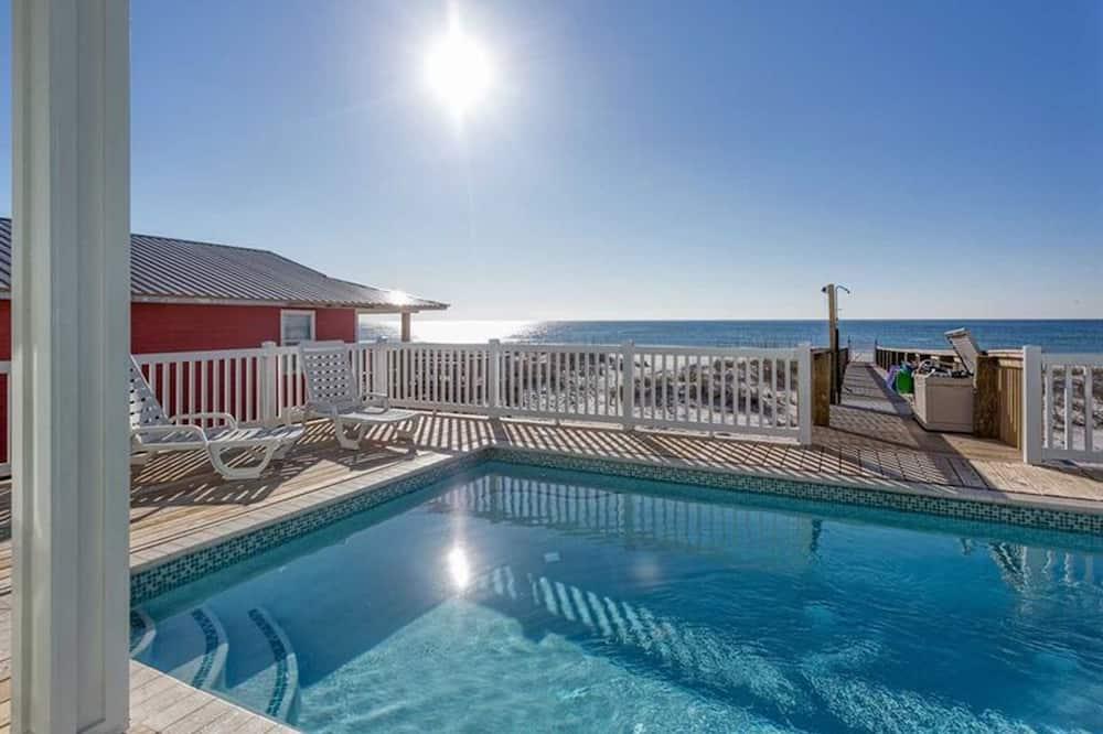 Huis, Meerdere bedden - Zwembad