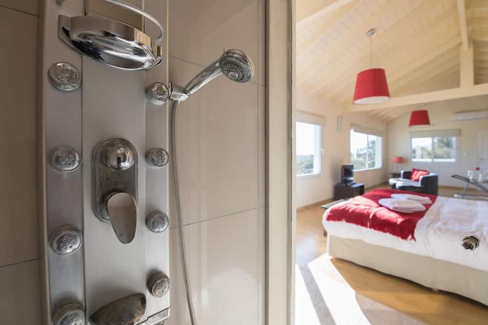 Habitación doble Deluxe - Regadera en el baño