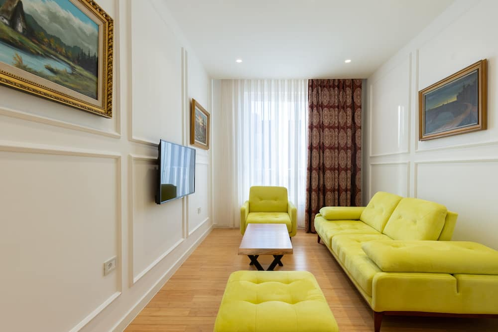 Executive Δωμάτιο - Περιοχή καθιστικού