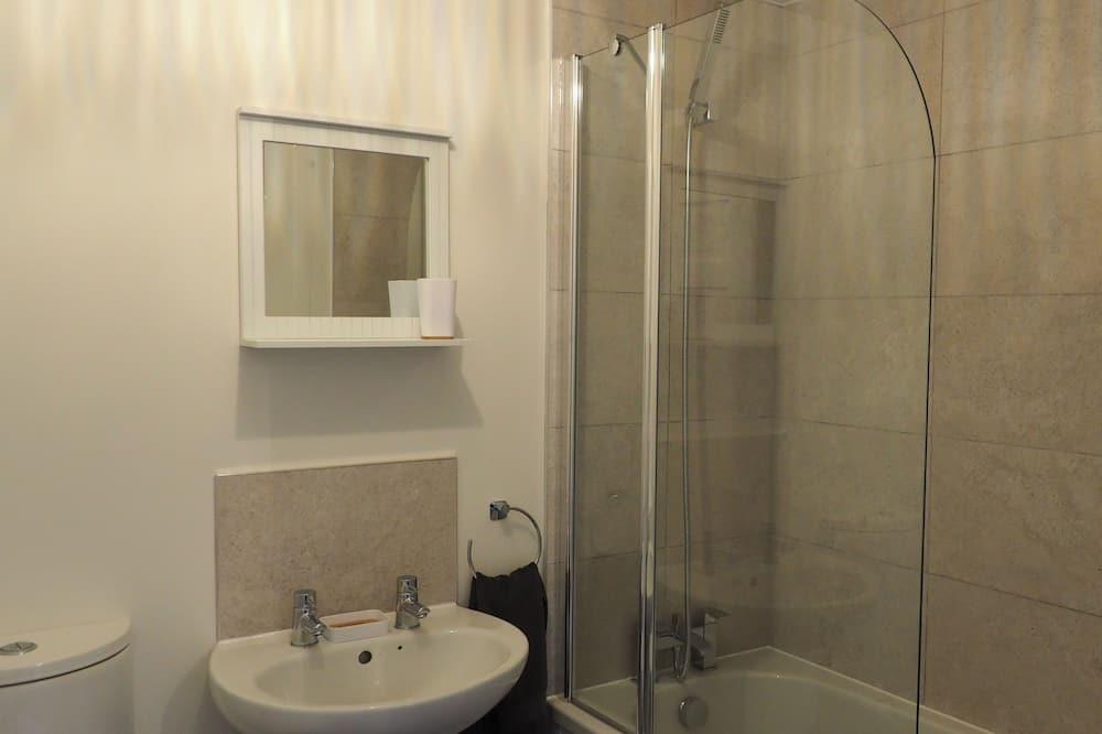 Rodinná rekreačná chata, súkromná kúpeľňa - Kúpeľňa