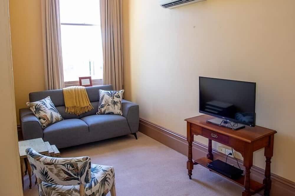 Treasury Suite - Living Area