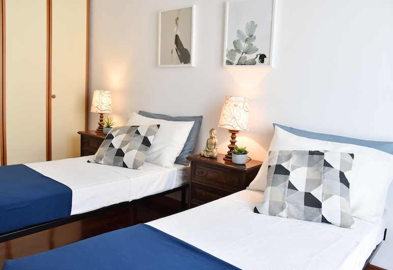 チャルディ - デザイン アパートメント サン シーロ, ミラノ, アパートメント 1 ベッドルーム, 部屋