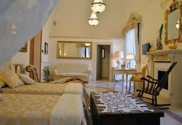 Palazzo Gallo Resort, Gallipoli, Négyágyas szoba, Vendégszoba