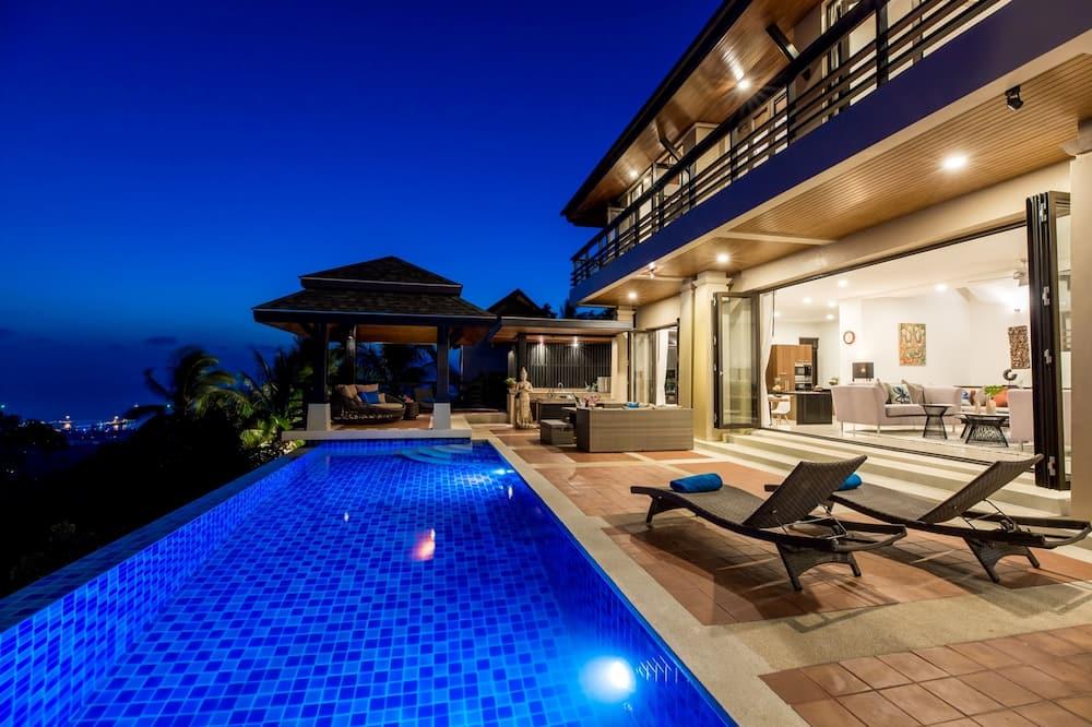 4-Bedroom Villa with Private Pool - Piscina privata