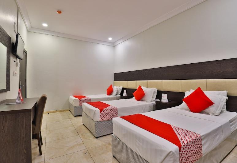 OYO 355 Haifaa' Furnished Units, Jeddah, Triple Room, Room