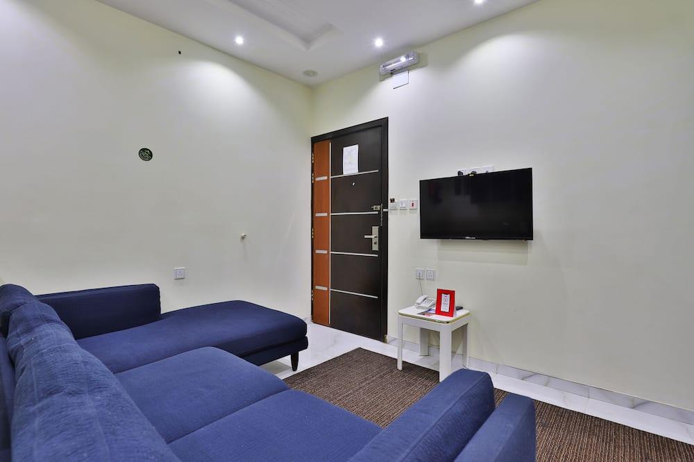 إستديو ديلوكس - غرفة معيشة