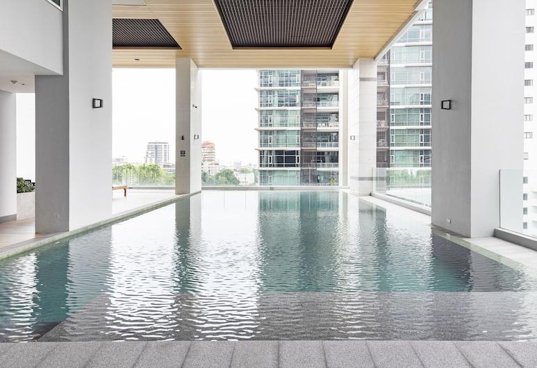 Posh Residence Thonglor by Favstay, Bangkok, Indoor Pool