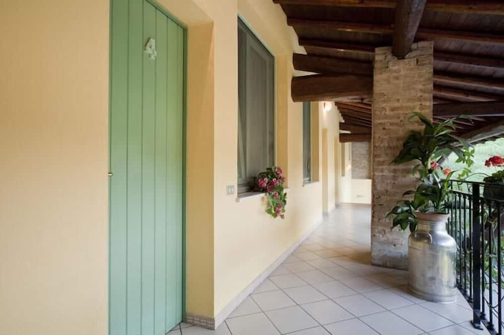 Habitación con 1 cama doble o 2 individuales - Balcón