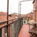 Apartament, 1 sypialnia - Taras/patio