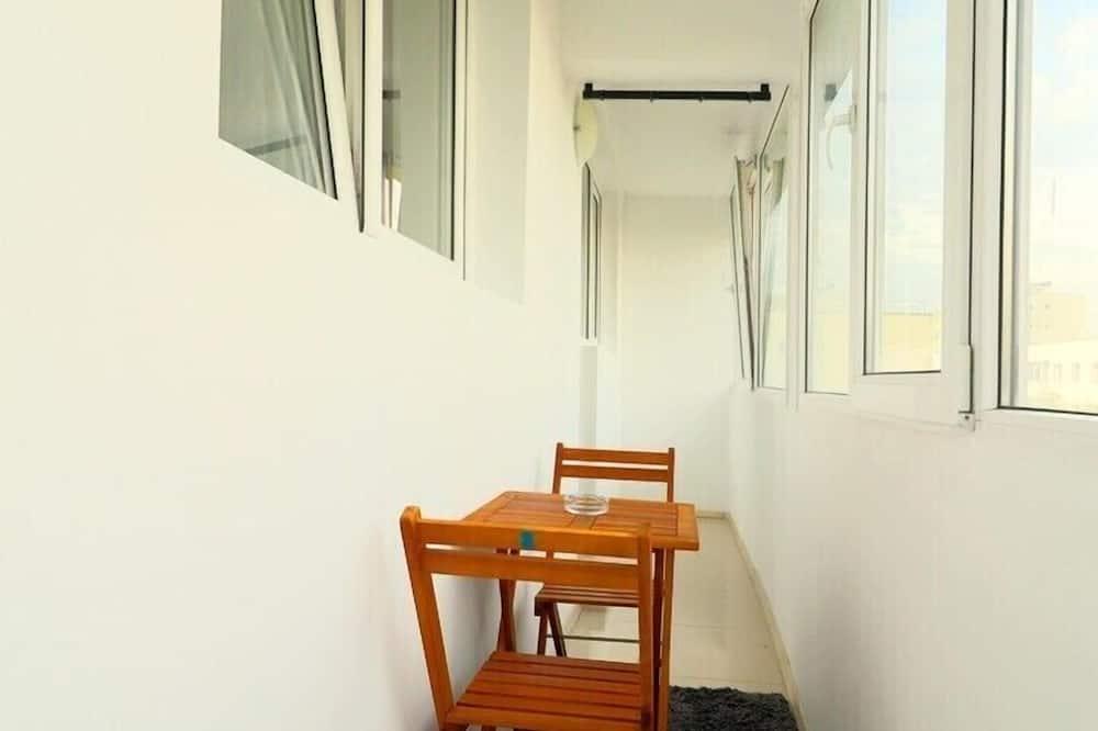 Departamento familiar - Balcón