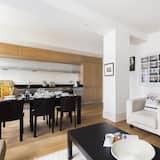 apartman (2 Bedrooms) - Nappali