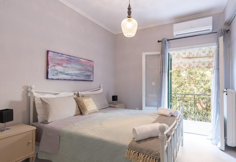 Κομψό και άνετο διαμέρισμα στην πόλη της Κέρκυρας από την Konnect, Κέρκυρα, Διαμέρισμα, 1 Υπνοδωμάτιο, Δωμάτιο