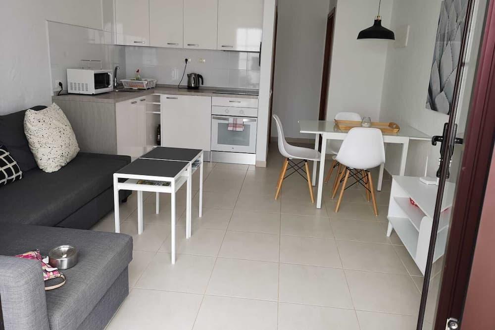 شقة - غرفة نوم واحدة (San Beach 87) - منطقة المعيشة