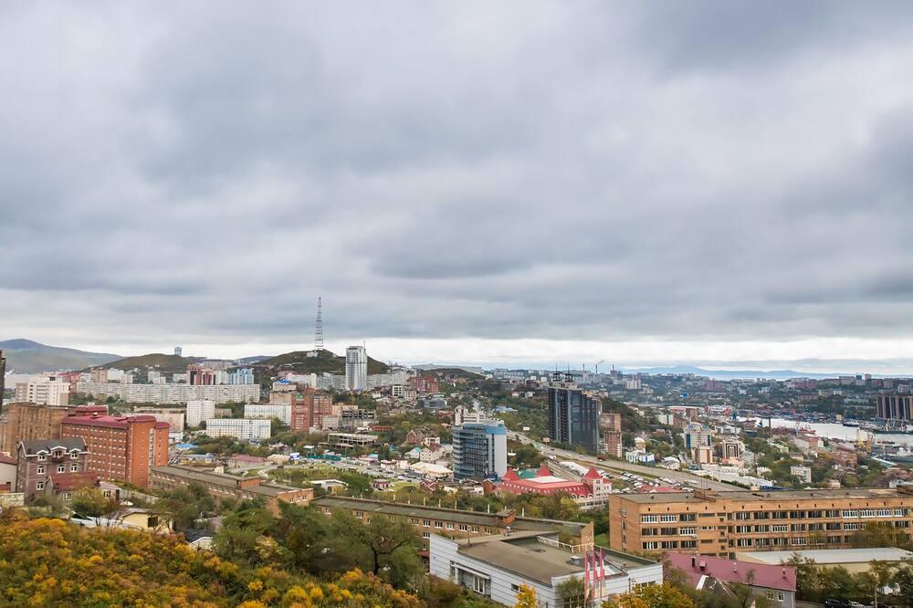 Huoneisto - Kaupunkinäkymä