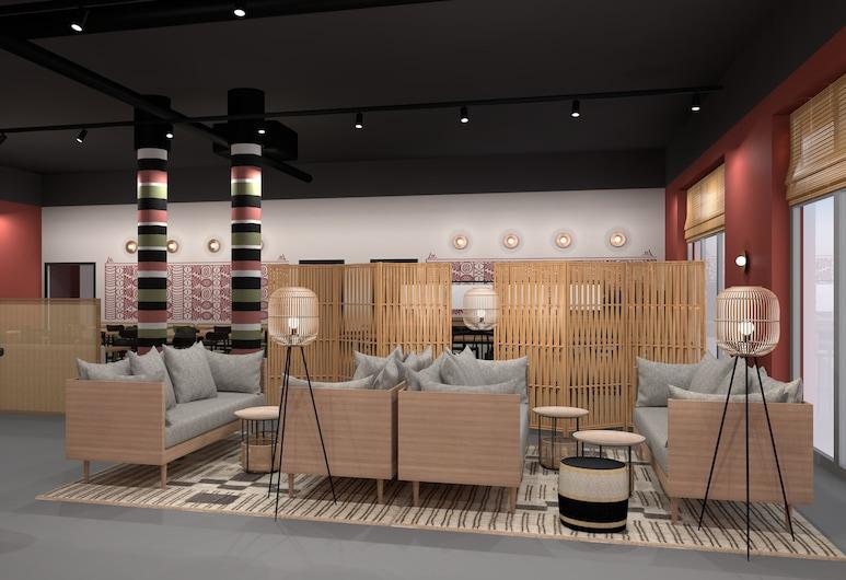 拜律特宜必思尚品飯店 (2020 年 2 月開幕), 拜律特, 大廳休息區