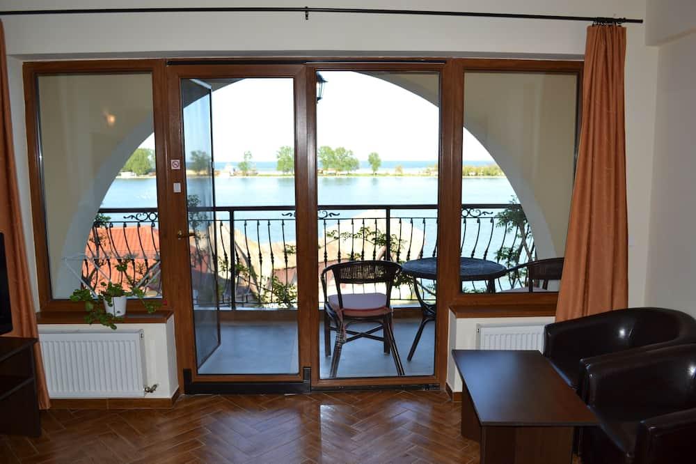 Dúplex estándar - Balcón