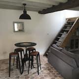 ห้องสวีท, 1 ห้องนอน (Four à Pain) - พื้นที่นั่งเล่น