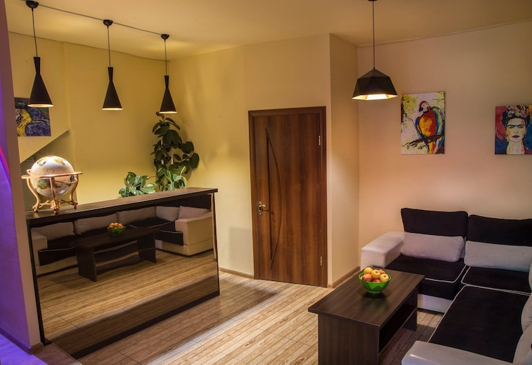 Ara Hostel, Yerevan, Lobby Sitting Area