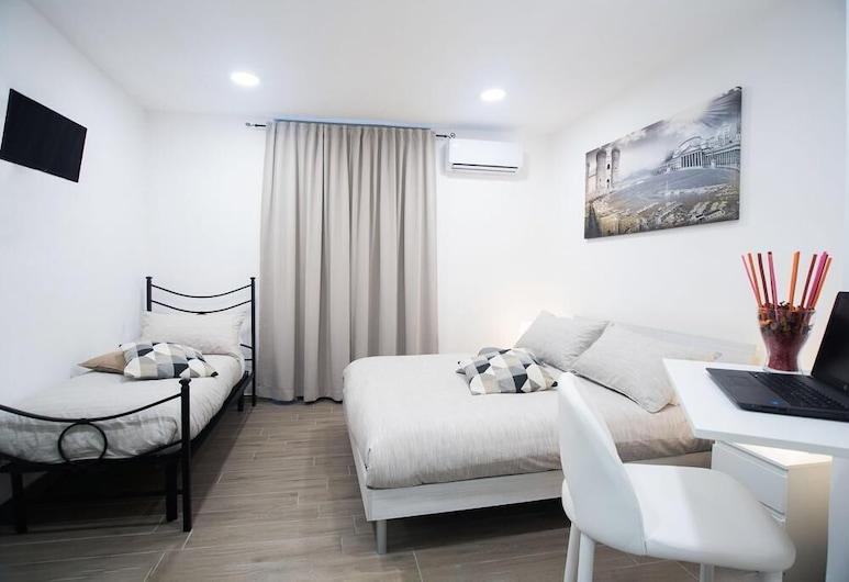 G&G Guesthouse, Napoli, Tremannsrom – comfort, Gjesterom