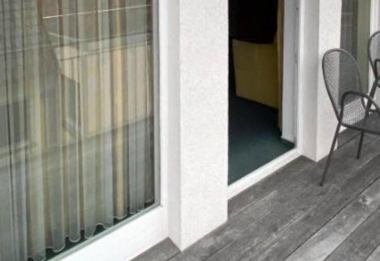 Hotel am Malerwinkel, Wertheim, Double Room, Balcony, Balcony