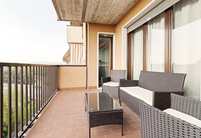 カラフル フラット ボルゴ ローマ, ベローナ, アパートメント 3 ベッドルーム, バルコニー