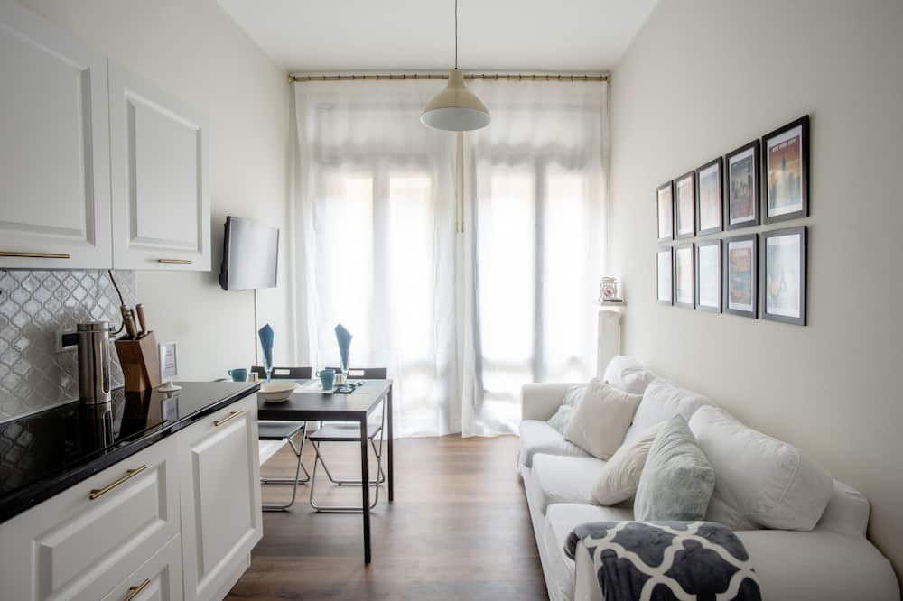 شقة - غرفة نوم واحدة - الصورة الأساسية