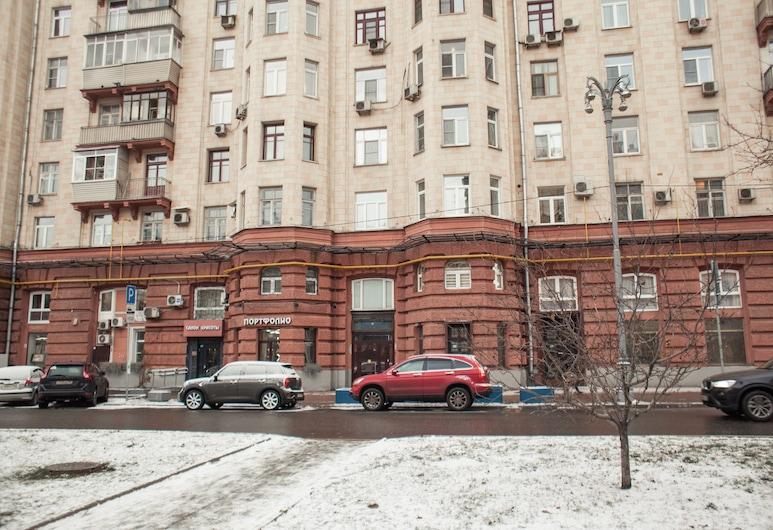Hostel Frunzenskaya, Moskau, Hotelfassade