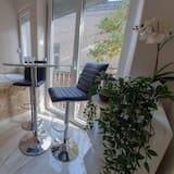 Apartament typu Comfort - Widok zpokoju