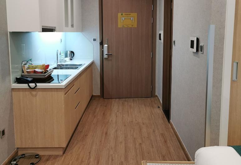 lily hotel, Hanói, Apartamento Empresarial, Cozinha privada