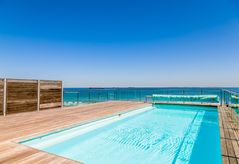 Horizon Bay 405, Cape Town, Rooftop Pool