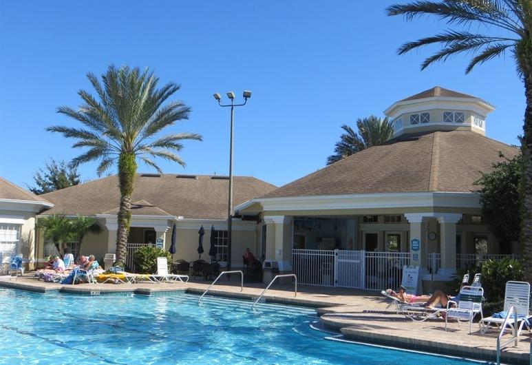 Windsor Palms Resort 3 Bedroom 2 Bath Condo, Kissimmee, Nhà, Hồ bơi