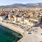 Pemandangan bandar dari hartanah