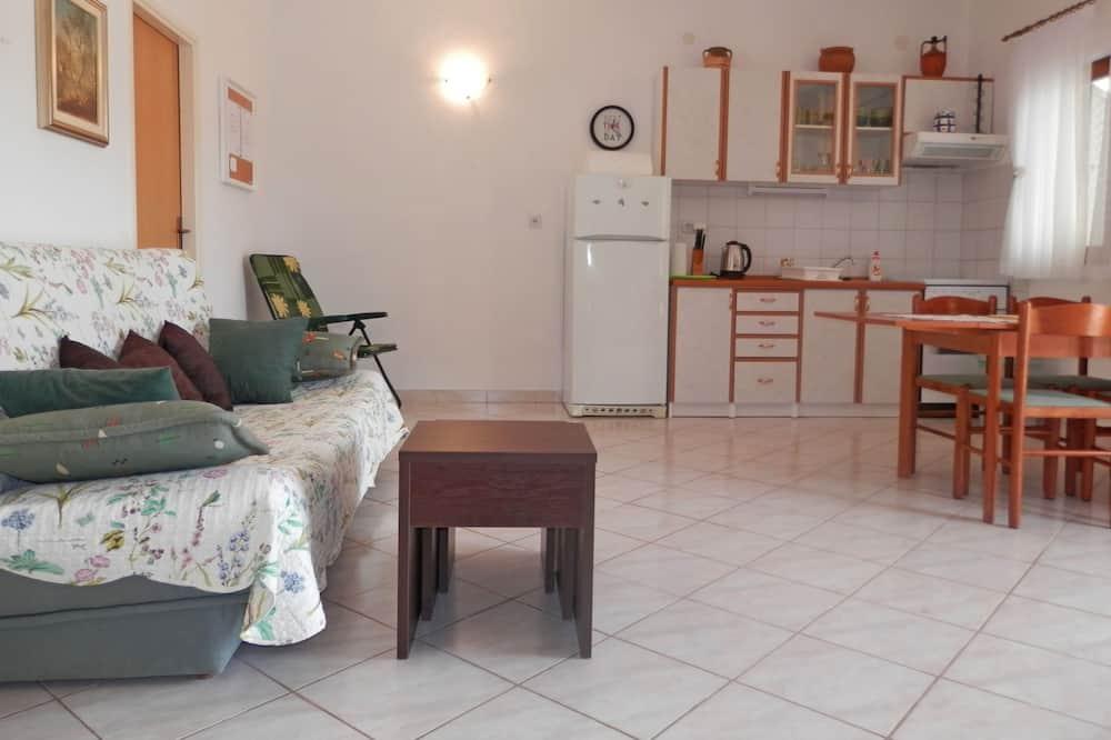 Apartament (A1) - Salon