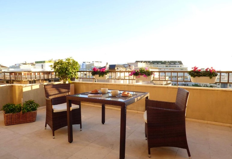 Apartment With one Bedroom in Marbella, With Wonderful City View, Terrace and Wifi - 200 m From the Beach, Marbella