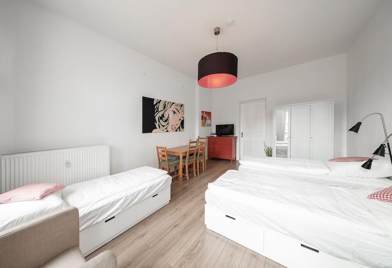 Kater Apartments, Berlin, Traditionell lägenhet - 2 sovrum, Rum
