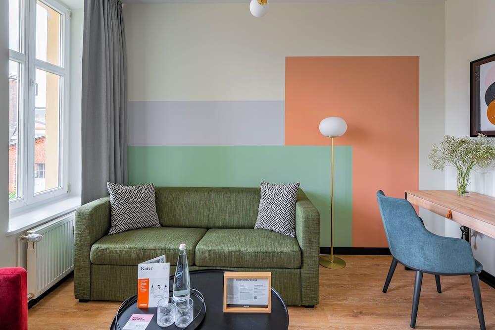 Családi apartman - Nappali rész