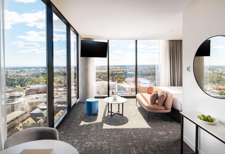 Crowne Plaza Adelaide, Adelaide, Junior-suite, Værelse