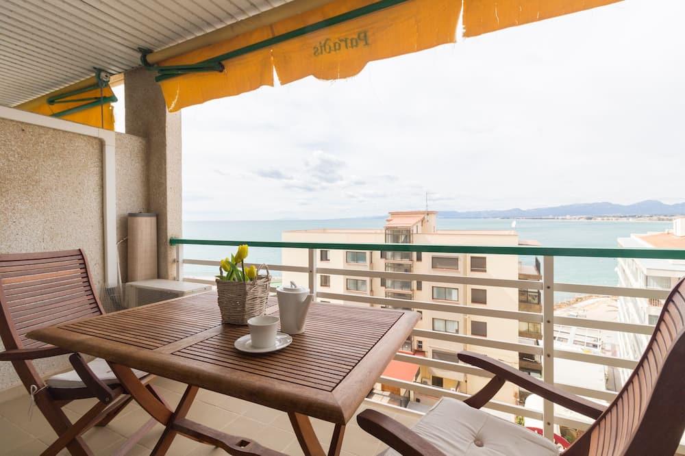 Departamento, 1 habitación, balcón, vista a la playa - Imagen destacada