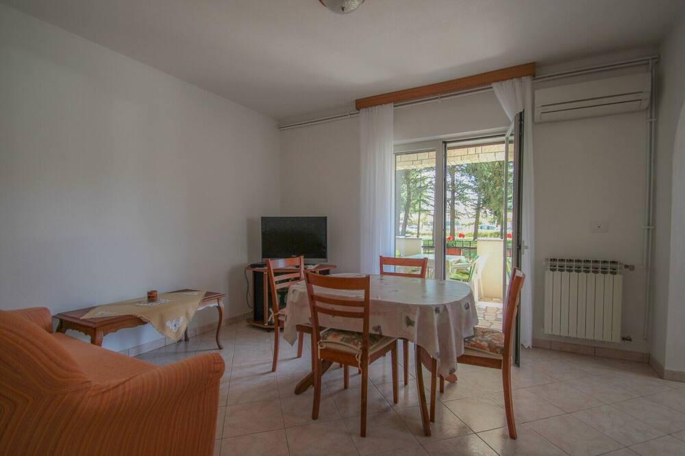 Appartement (A4) - Coin séjour