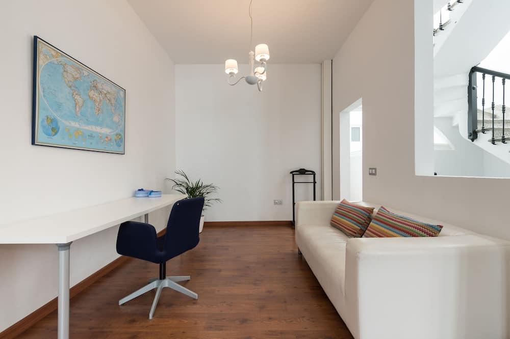 Appartement Duplex, 3 chambres - Salle de séjour
