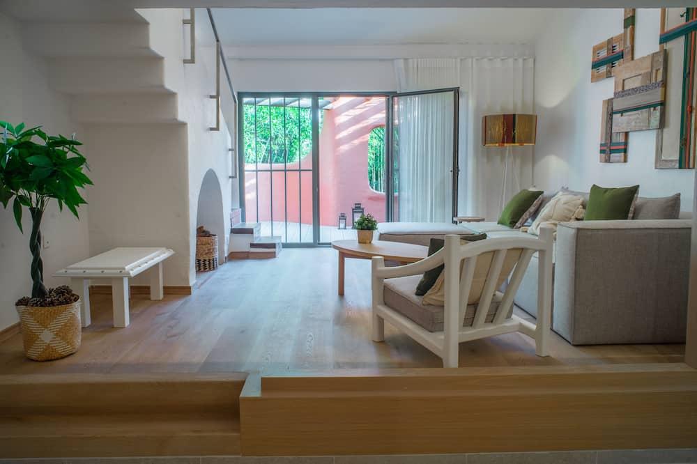 Villa, 2 Bedrooms, Terrace - Living Area
