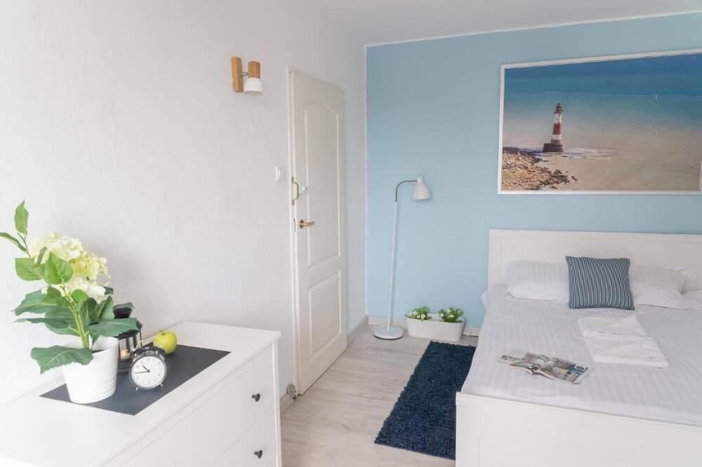 Pokoj Deluxe s dvojlůžkem, balkon - Pokoj