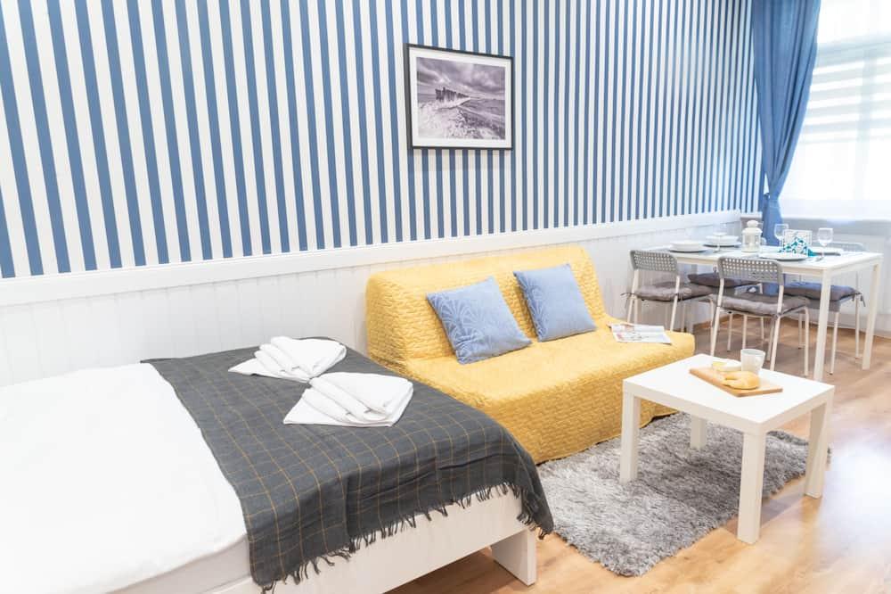 Pokój dla 4 osób standardowy - Powierzchnia mieszkalna