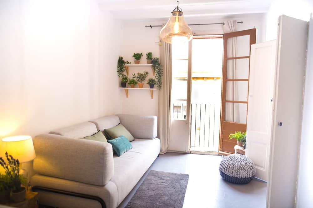 דירה, 2 חדרי שינה, טרסה - סלון